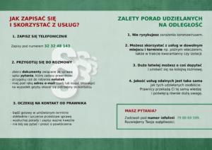 Nieodpłatna Pomoc Prawna i Nieodpłatne Poradnictwo Obywatelskie Powiat Mikołowski