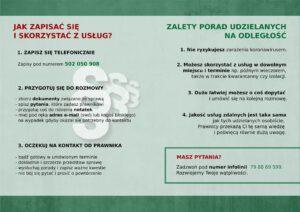 Nieodpłatna Pomoc Prawna i Nieodpłatne Poradnictwo Obywatelskie Sosnowiec